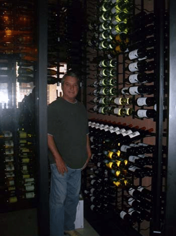 Check out this contemporary commercial wine cellar project now! Click here.