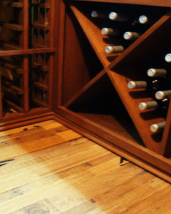 Check out this wine barrel flooring on Houzz!