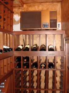 Click here to learn more about WhisperKOOL wine cellar refrigeration systems.