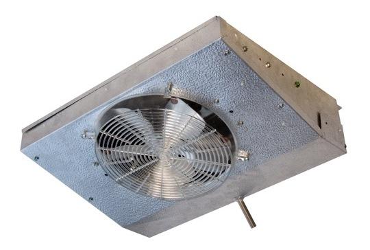 Low Profile Quiet (LPQ) Wine Cellar Cooling Unit
