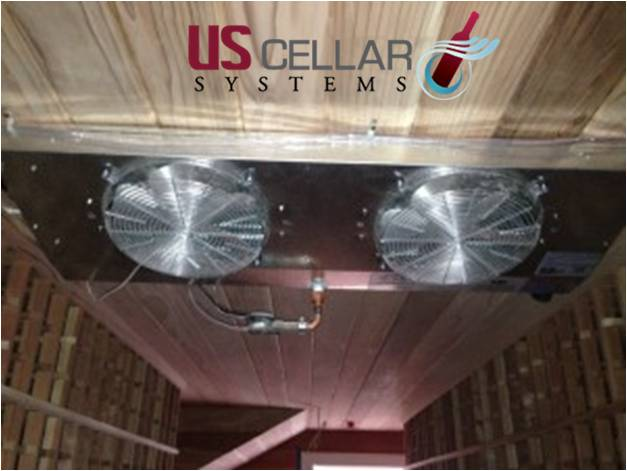 Wine Cellar Cooling Unit by US Cellar Systems