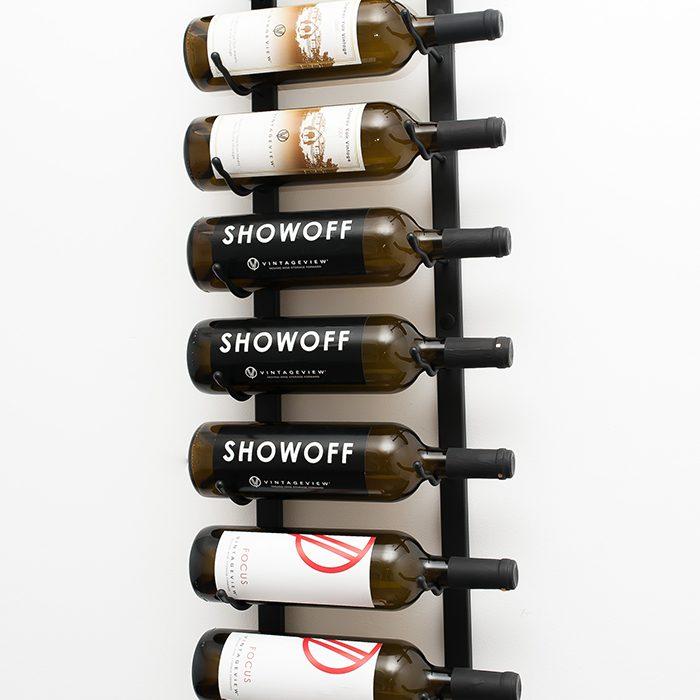 Column Wall Series Wine Racks VINTAGEVIEW Miami