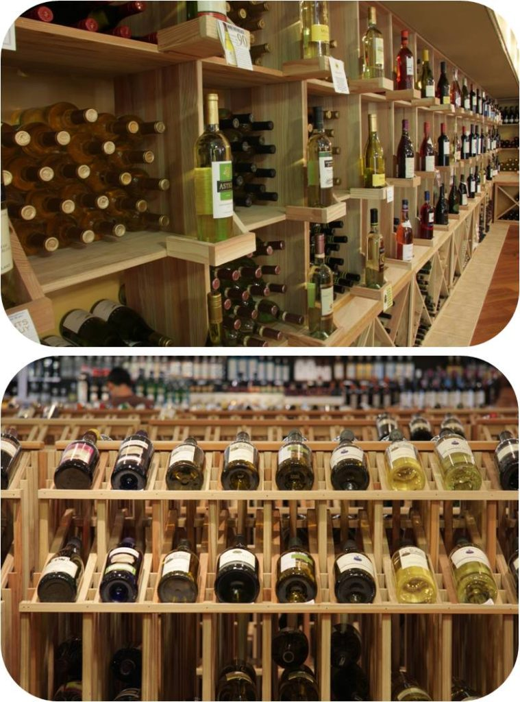 Commercial Wine Cellar Built Designed and Installed by Miami Experts