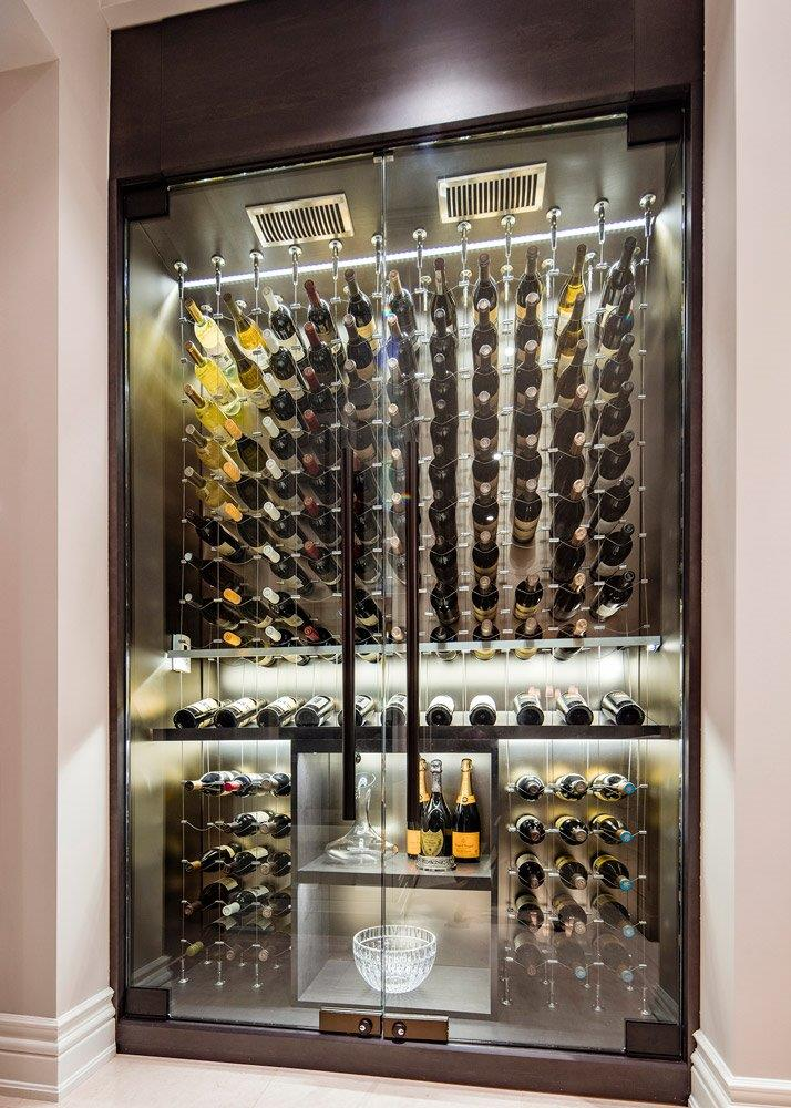 Proper Wine Cellar Lighting Plays a Crucial Role in Proper Wine Storage