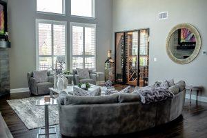 62 - Contemporary Wine Room Custom Cellar Builders Designers Naples Florida