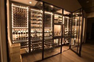 64 - Key Biscayne Wine Cellar Construction High End Miami FL